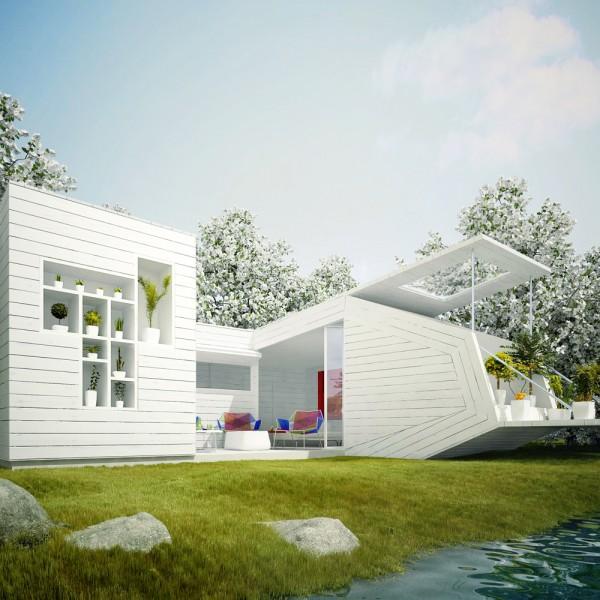 Sommerhaus W-aussen