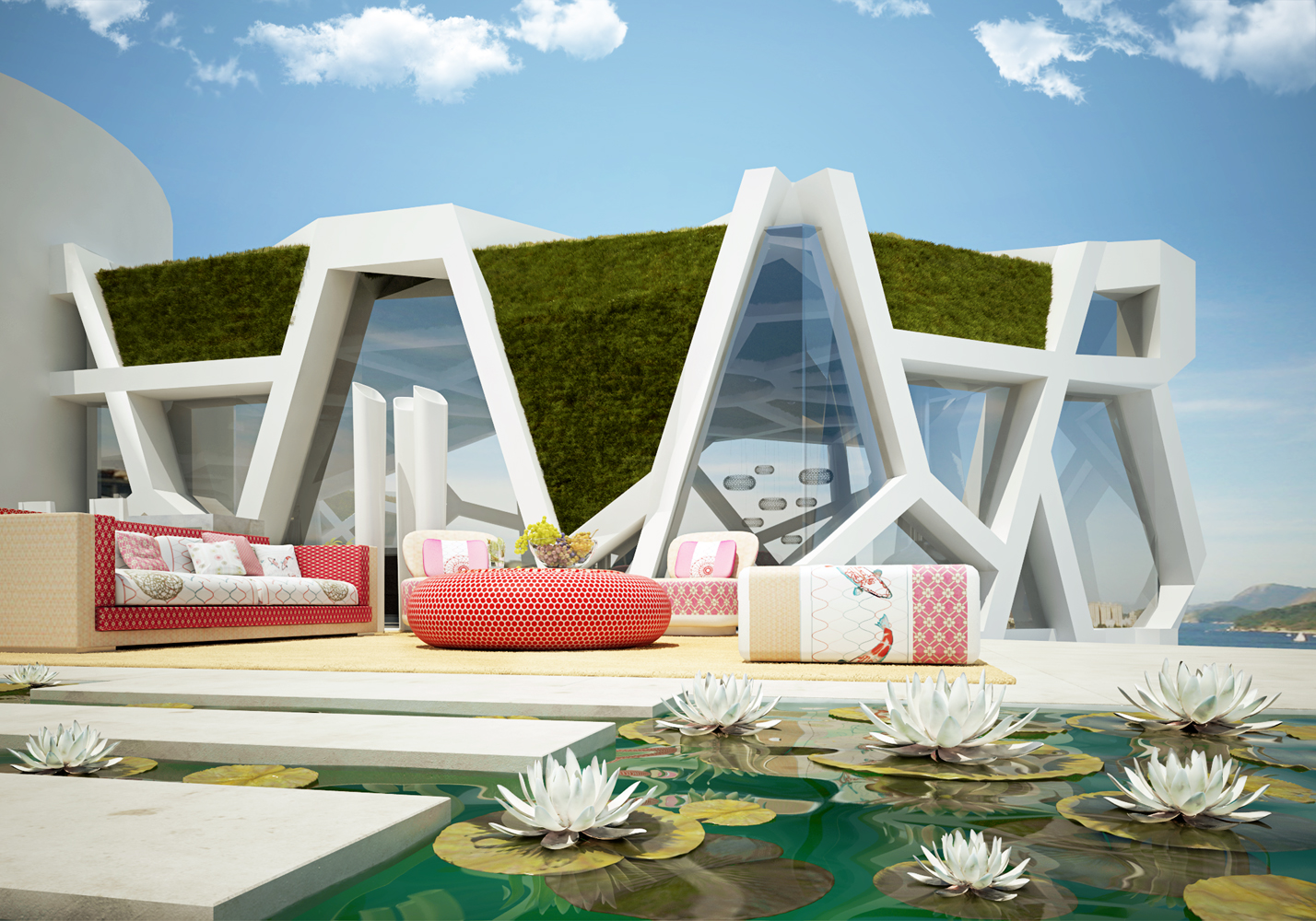 Villa H-terrace