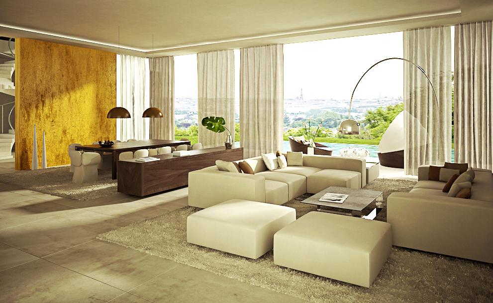 Villa S-interior