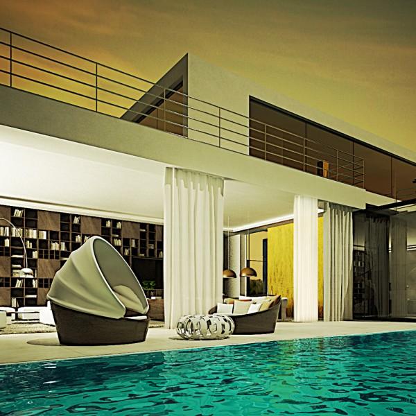 Villa S-night